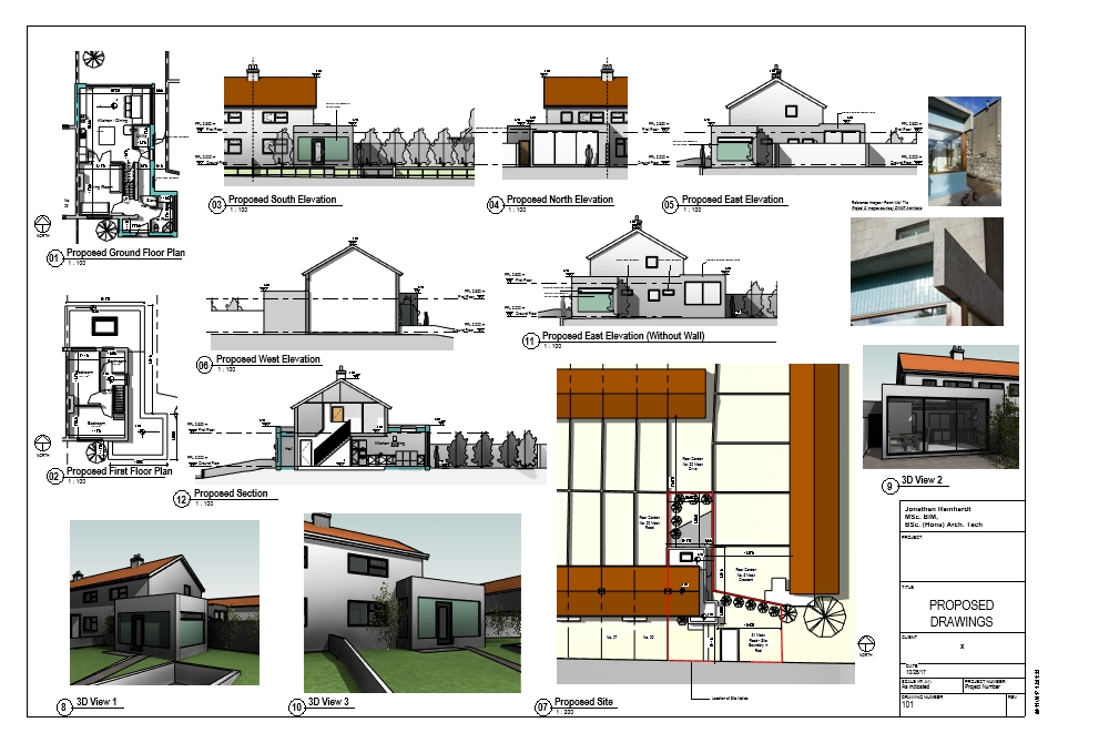 small-house-extension-sheet-101-proposed-drawings